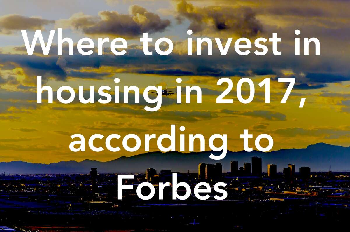 Where should homebuyers look to invest? These cities are the top options, according to Forbes, based on current median prices and projected growth.