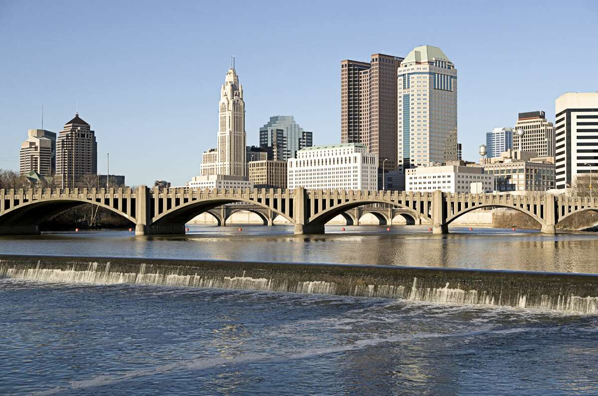 18. Columbus Average income for Millennials: $37,460 Average income for all adults: $54,150