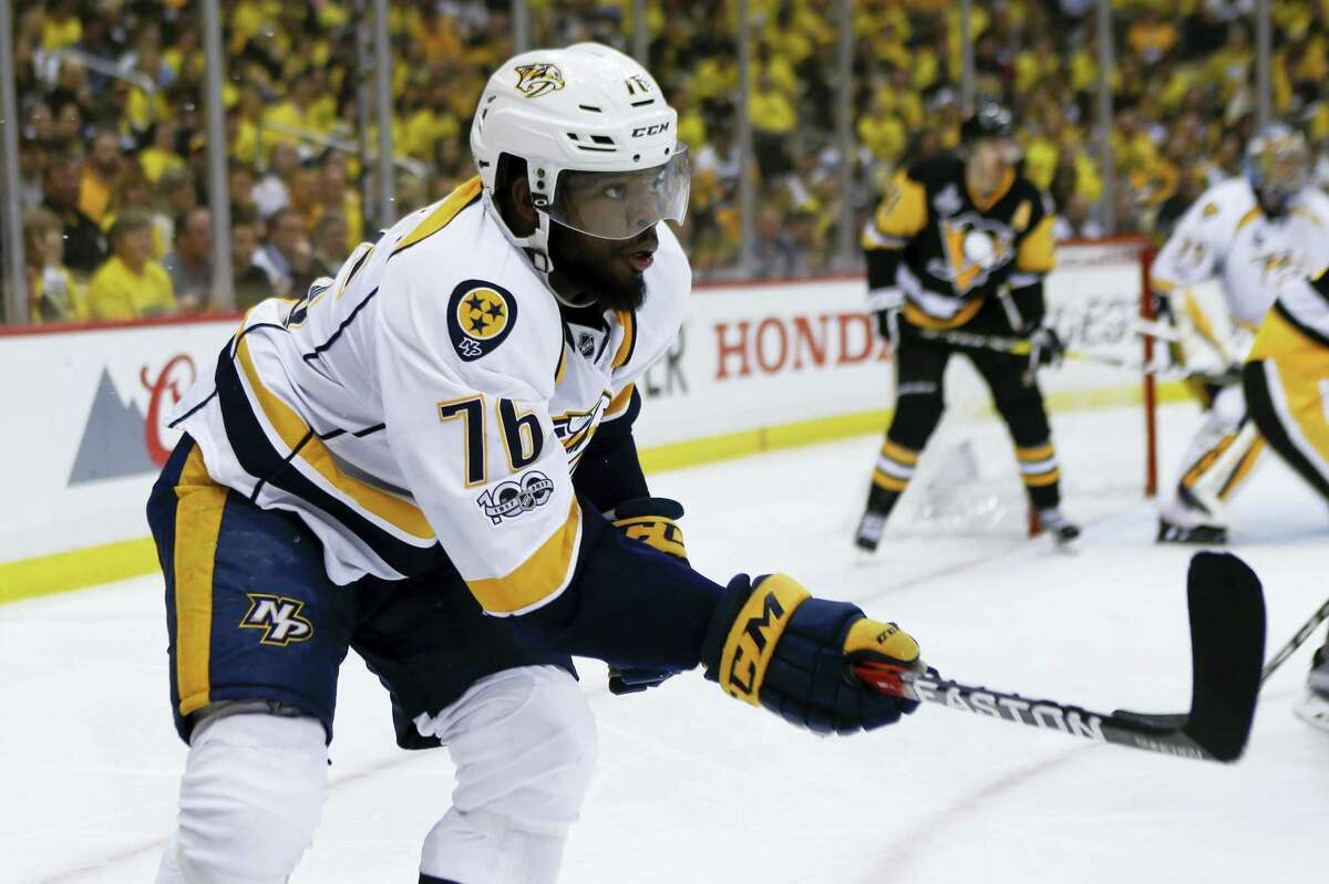 P.K. Subban says there is 'no question' the Predators will win Game 3 of the Stanley Cup Finals.
