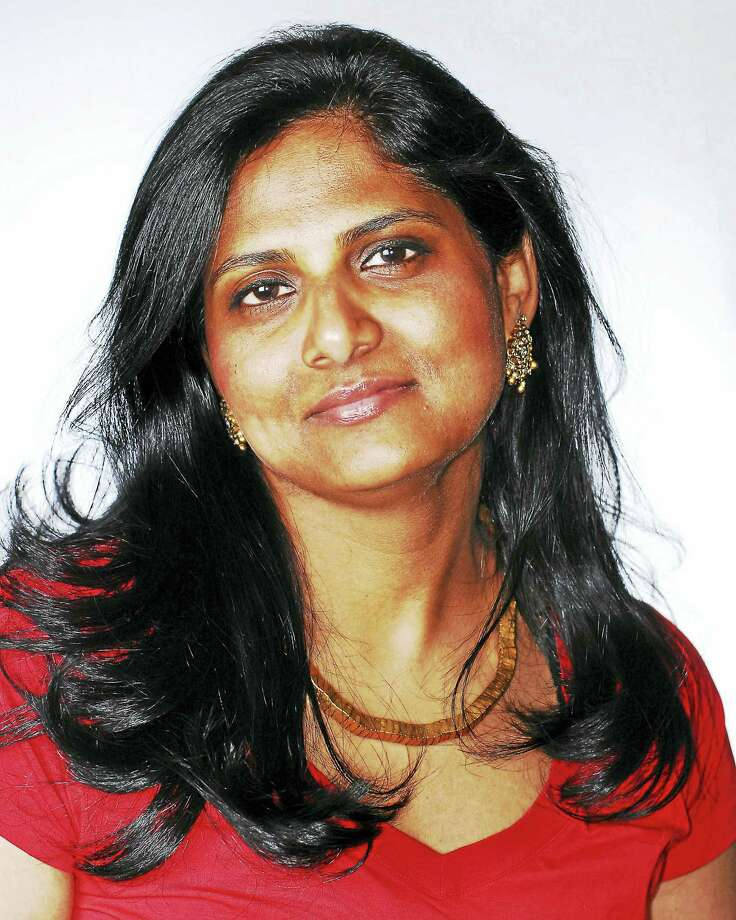 WNPR's Making Her Story series at the Warner Theatre continues on Aug. 8 at 7 p.m. with Priyamvada Natarajan, professor of astronomy and physics at Yale University. Photo: Contributed Photo