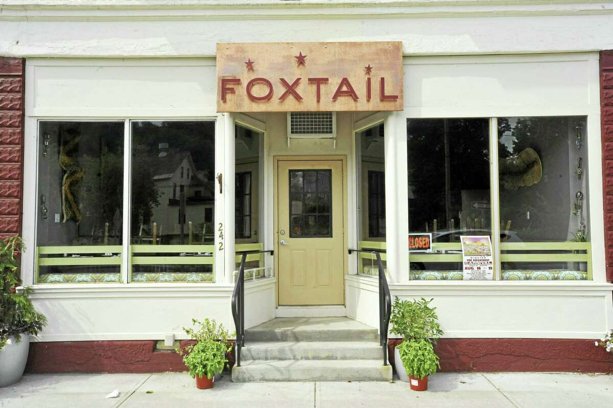 Foxtail Fine Catering and Cafe recently opened in downtown Winsted.
