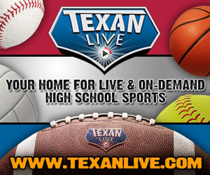 Texan Live high school banner.