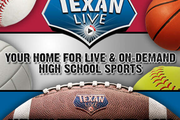 Texan Live high school banner.