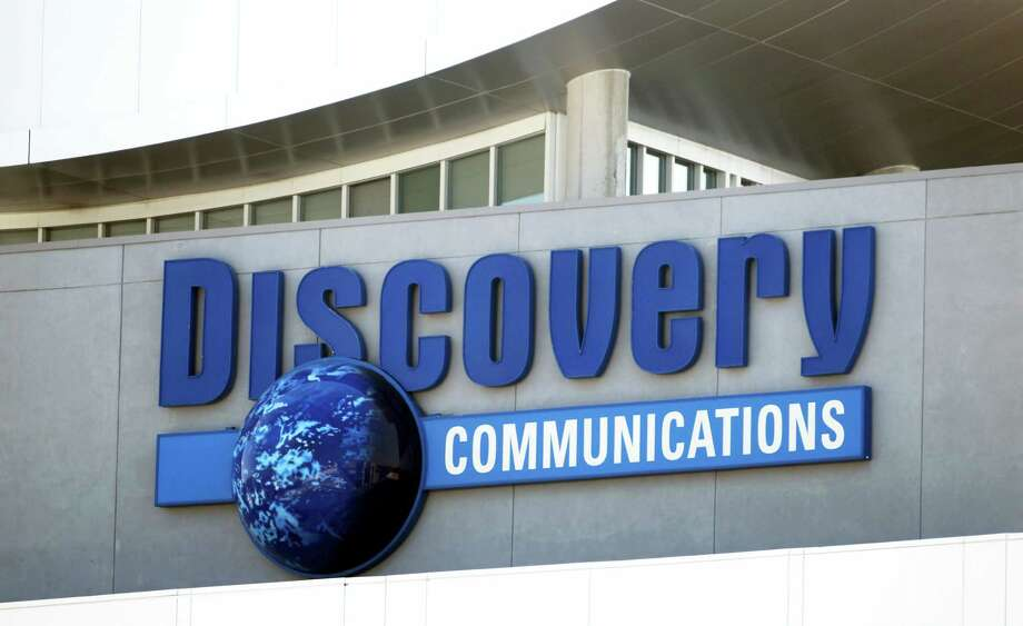 Discovery Communications networks headquarters building sign in Silver Spring, Md. Photo: Manuel Balce Ceneta / The Associated Press File  / AP2010