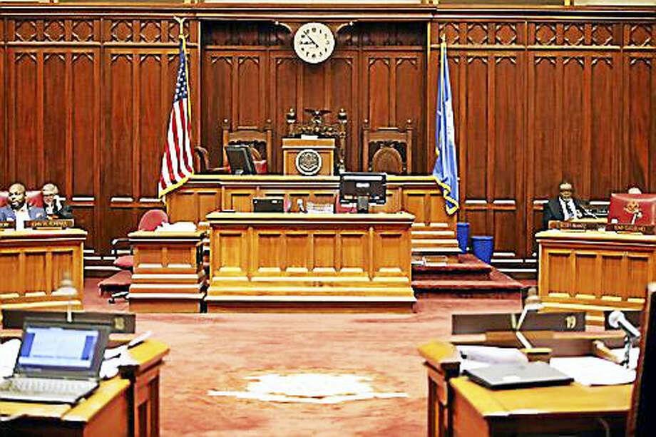 State Senate chamber Photo: Ctnewsjunkie File Photo