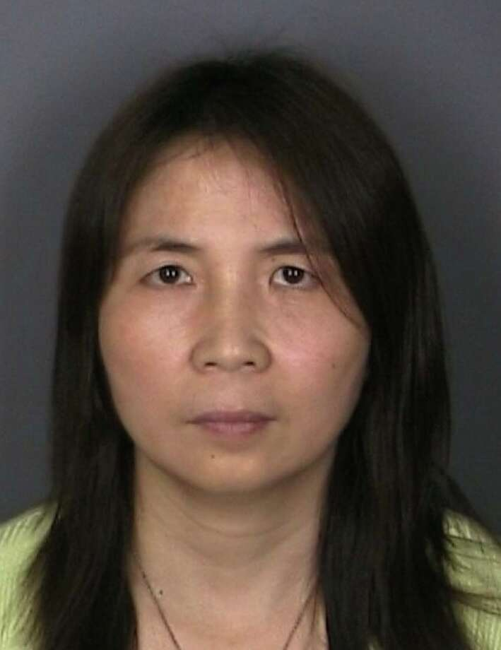 Liu Aping, 47, of Flushing, faces a felony charge for unauthorized practice of a licensed profession. (Guilderland Police)