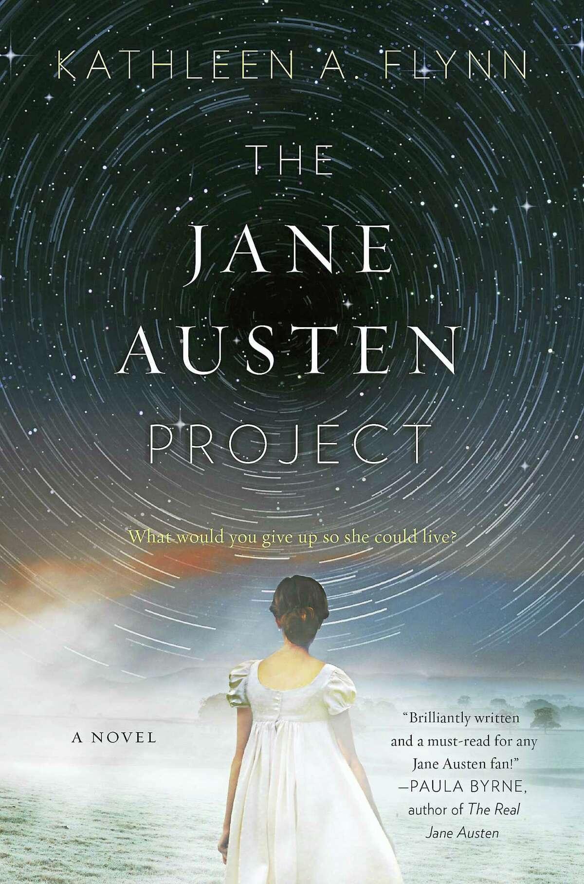 """The Jane Austen Project"" by Kathleen Flynn."