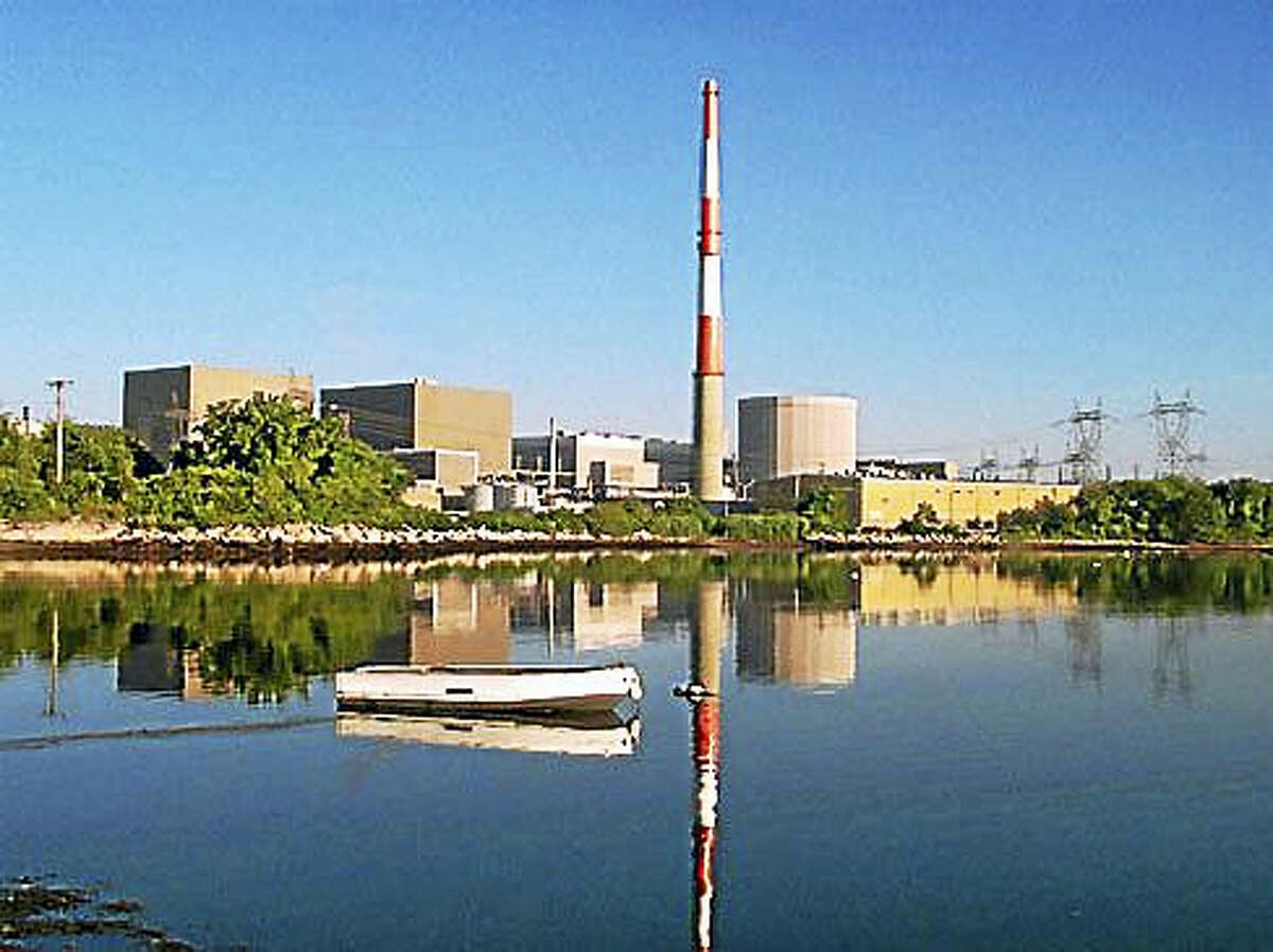 The Millstone Nuclear Power Station in Waterford