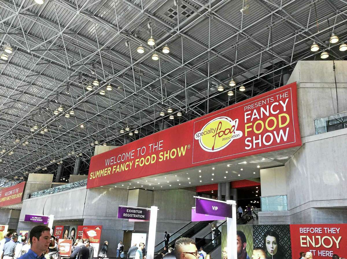The Summer Fancy Food Show took place last month in New York.