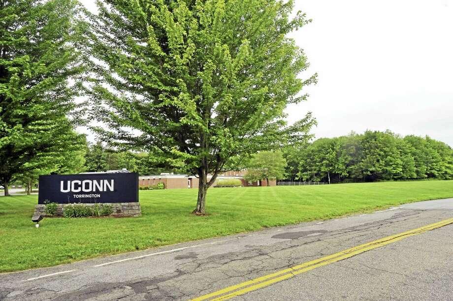 The former UConn-Torrington campus as seen Tuesday. Photo: Ben Lambert / Hearst Connecticut Media