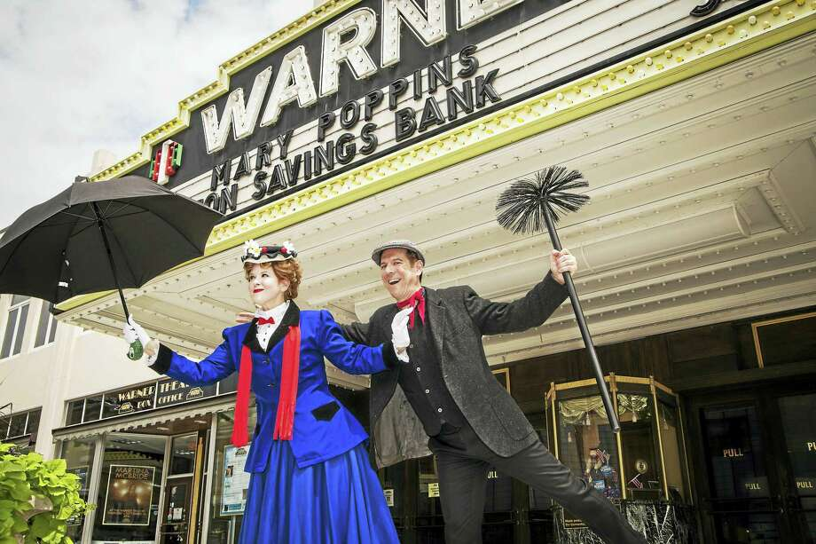 """Mary Poppins"" presented by the Warner Stage Company, opens Friday night at 8 p.m. at the Warner Theatre in Torrington. Photo: Photos Courtesy Of The Warner Stage Company  / http://www.mandimartini.com"