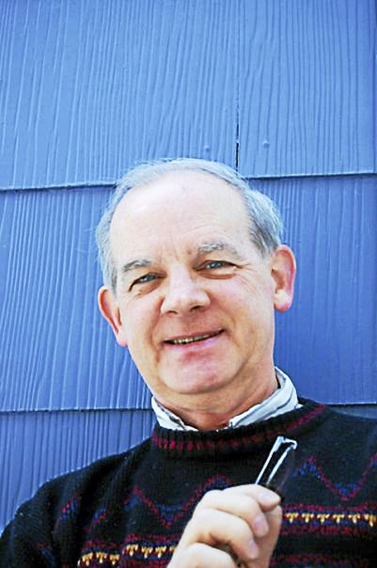 Author Jack Sheedy is the featured writer at the next installment of SpeakEasy poetry series at the Performance HUB in Torrington on Aug. 6.