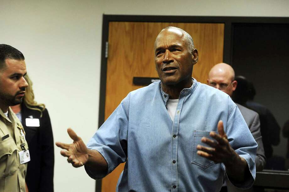 Former NFL football star O.J. Simpson. Photo: Jason Bean — The Reno Gazette-Journal Via AP  / USA TODAY NETWORK