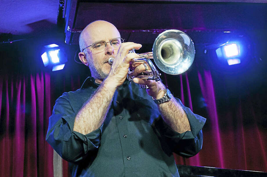Trumpeter/composer Dave Ballou joins the Litchfield Jazz Camp Faculty All Stars in a concert on July 29 at the Torrington Historical Society. Photo: Contributed Photo  / Clara Pereira