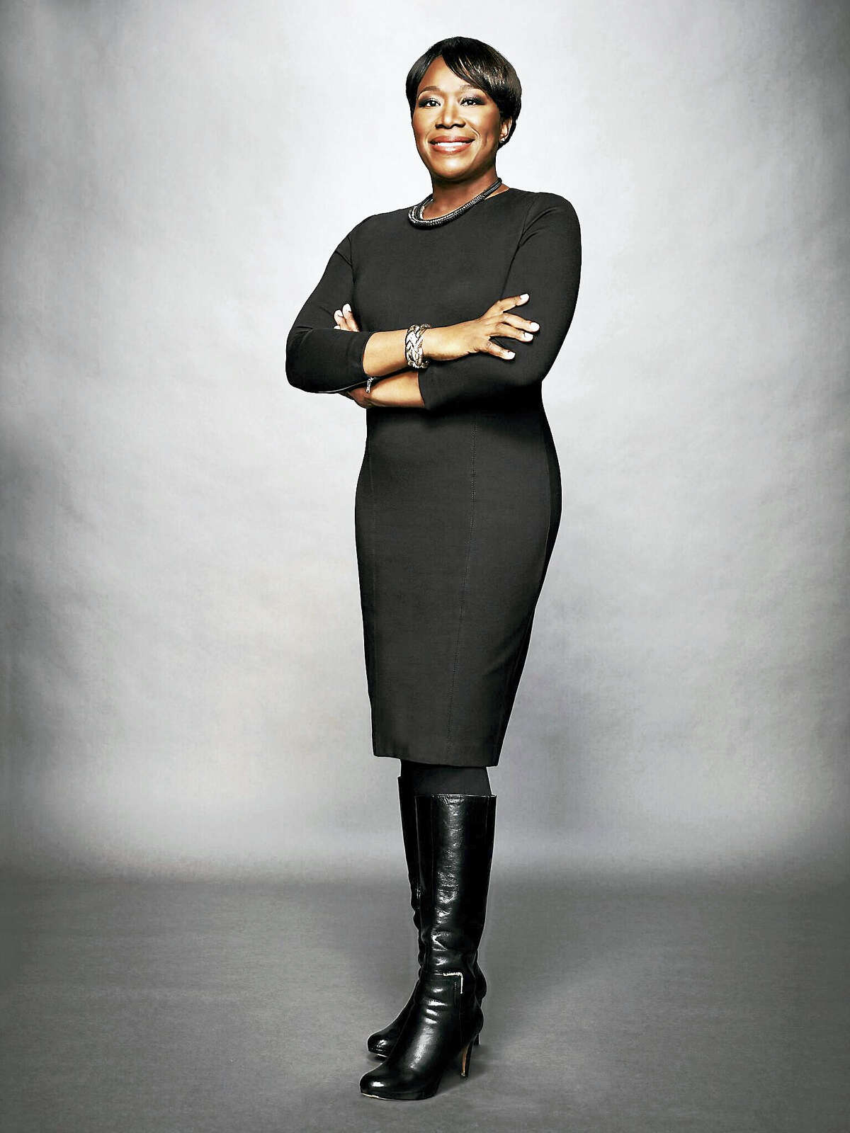MSNBC host Joy M. Reid will lead a discussion on the current political climate and its impact on the Constitution during a benefit program in Washington on Sunday.