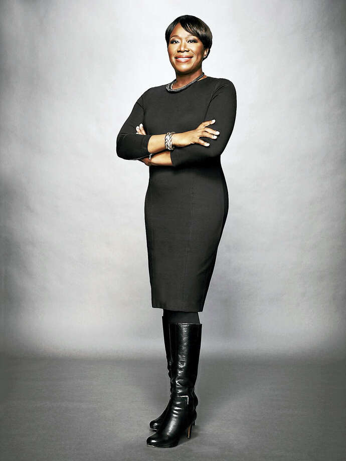 MSNBC host Joy M. Reid will lead a discussion on the current political climate and its impact on the Constitution during a benefit program in Washington on Sunday. Photo: Contributed Photo