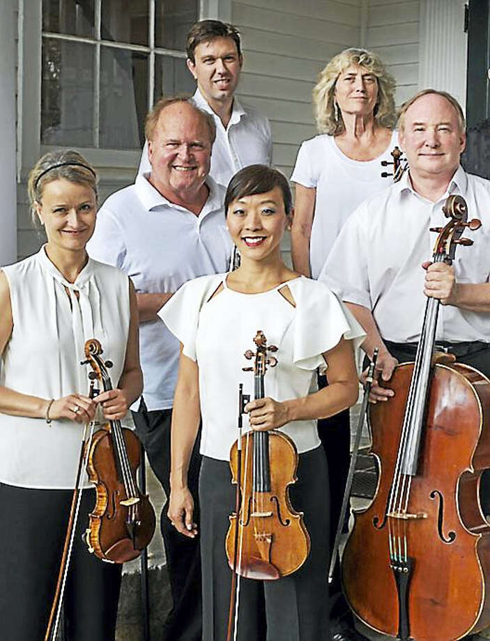 The New Baroque Soloists. Photo: Photos By Carl Weese