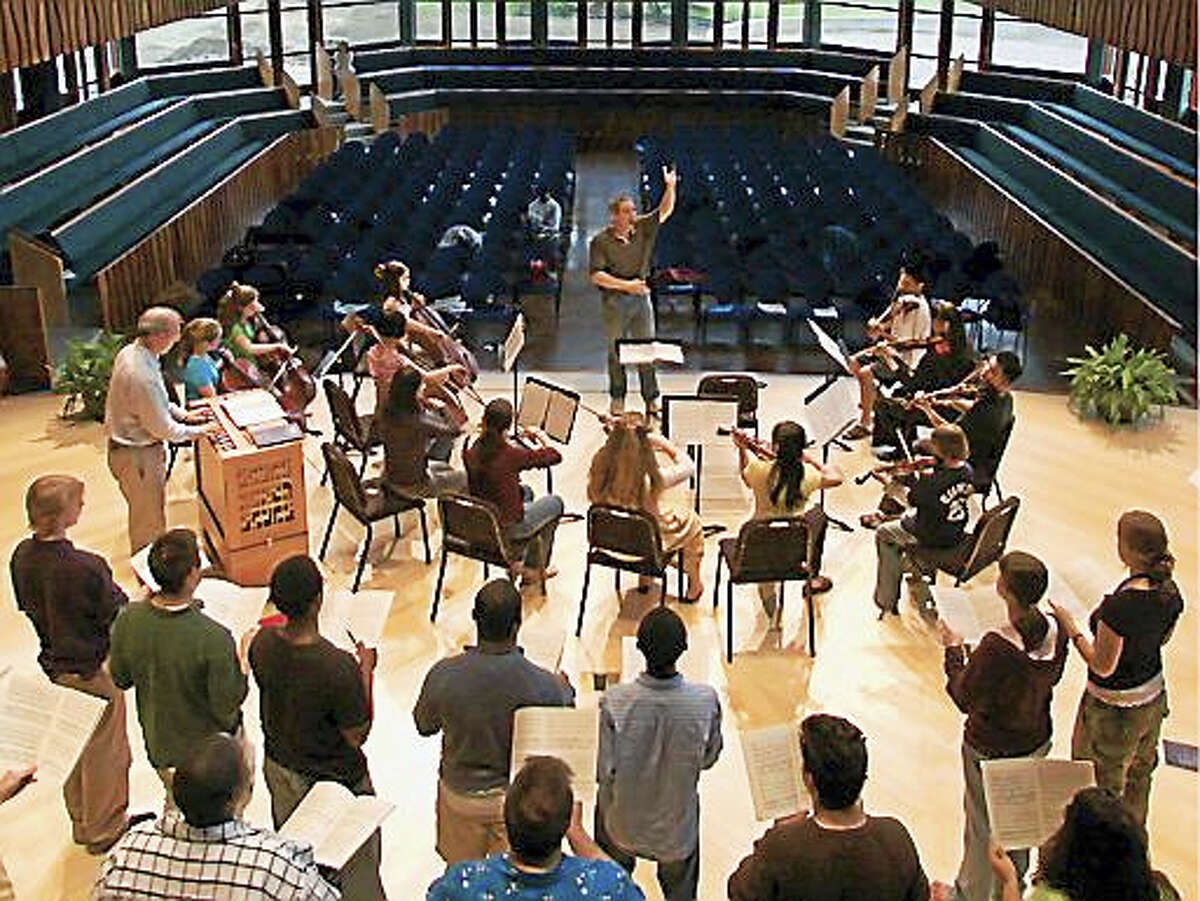 Students will present a concert on July 22, part of the Summer Portals Program at the Hotchkiss School in Lakeville.