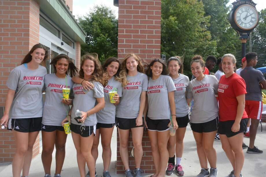 Sacred Heart University students moved onto the Fairfield campus on August 25-27, 2017. Were you SEEN? Photo: Vic Eng / Hearst Connecticut Media Group