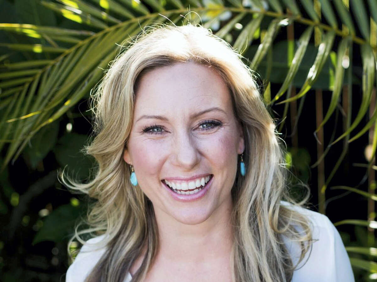 Stephen Govel/www.stephengovel.com via AP This undated photo provided by Stephen Govel/www.stephengovel.com shows Justine Damond, of Sydney, Australia, who was fatally shot by police in Minneapolis on July 15, 2017. Authorities say that officers were responding to a 911 call about a possible assault when the woman was shot.