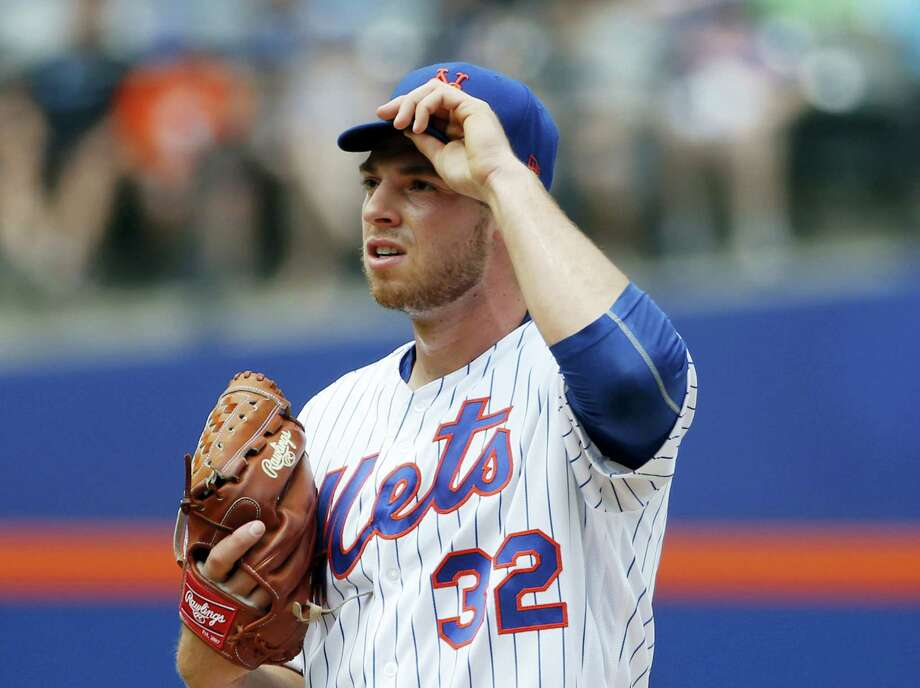 Mets starting pitcher Steven Matz. Photo: Kathy Willens — The Associated Press  / Copyright 2017 The Associated Press. All rights reserved.
