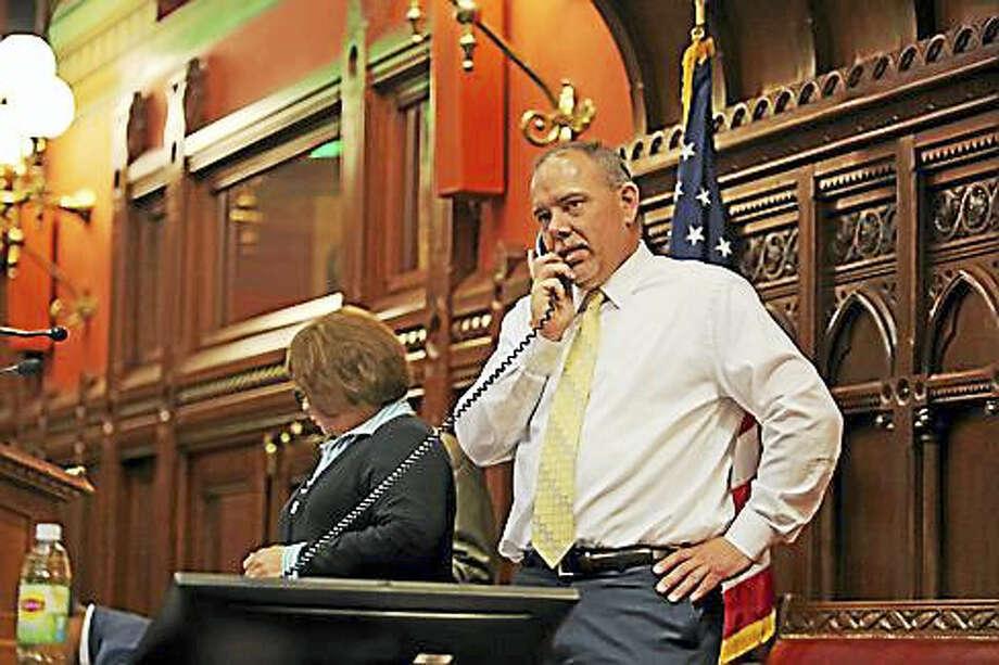House Speaker Joe Aresimowicz Photo: Ctnewsjunkie File Photo