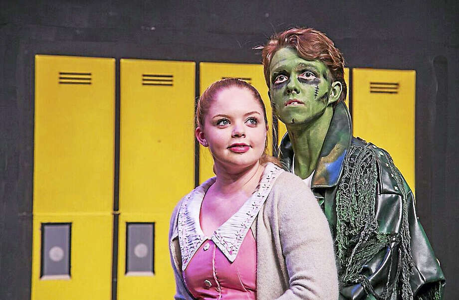 """Zombie Prom"" opens Friday at TheatreWorks New Milford. Photo: Contributed Photos / TheatreWorks New Milford"