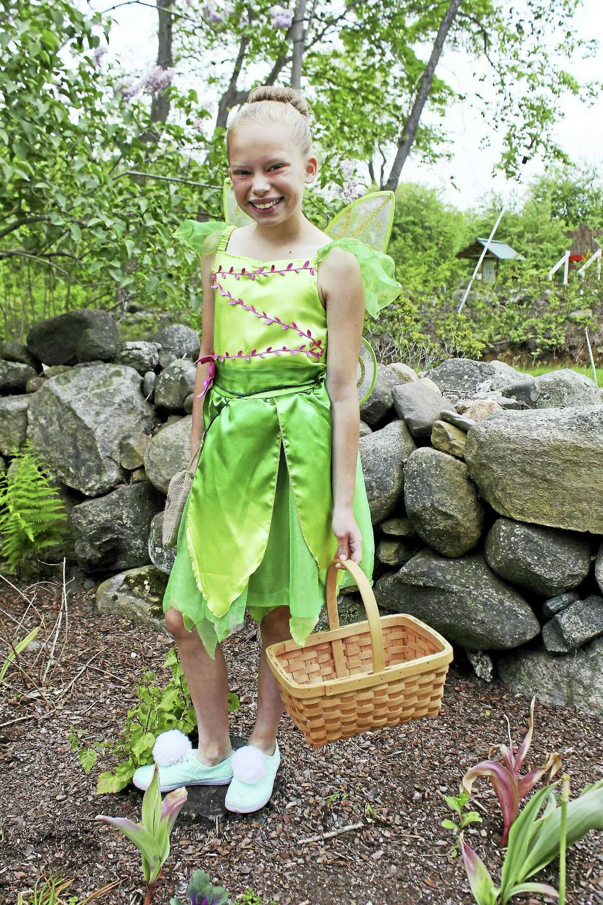 Children can spend the day in the company of fairies and wizards on Saturday at Flanders Nature Center in Woodbury.