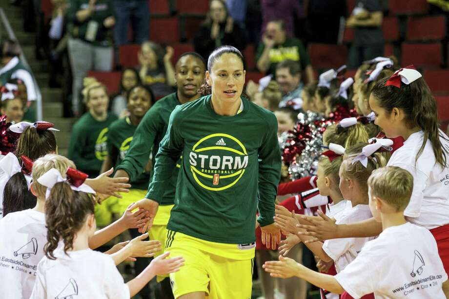 Sue Bird was selected to the WNBA All-Star team for a record 10th time on Tuesday. Photo: The Associated Press File Photo  / ©2017 by Dean Rutz / The Seattle Times