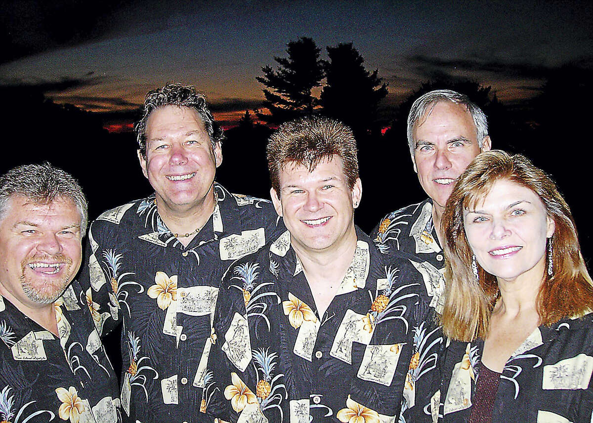 Night Moves members Jim Fontana, Scott Engle, Pat Fontana, Bill Youell and Rick Bogdan are celebrating the band's 35th anniversary with its annual concert at Coe Memorial Park on Friday.