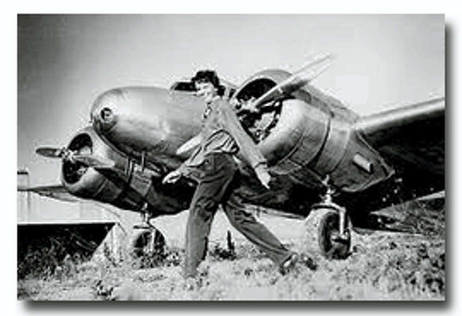 """""""Finding Amelia with Hard Facts and Sound Science"""" will be presented July 16, 1 p.m. at the New England Air Museum. Photo: Contributed Photo"""