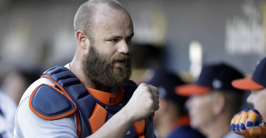 PHOTOS: Astros game-by-gameEvan Gattis was activated from the disabled list before the Astros' series opener at Angel Stadium.Browse through the photos to see how the Astros have fared in each game this season. Photo: Carlos Osorio/Associated Press