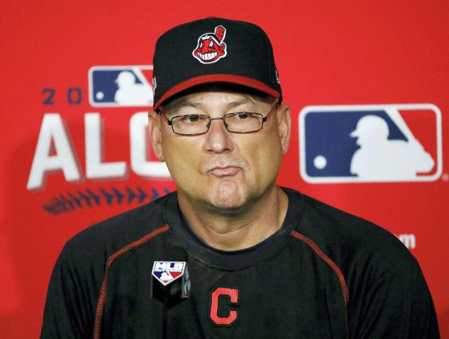 Cleveland Indians manager Terry Francona. Photo: Gene J. Puskar — The Associated Press File  / Copyright 2017 The Associated Press. All rights reserved.