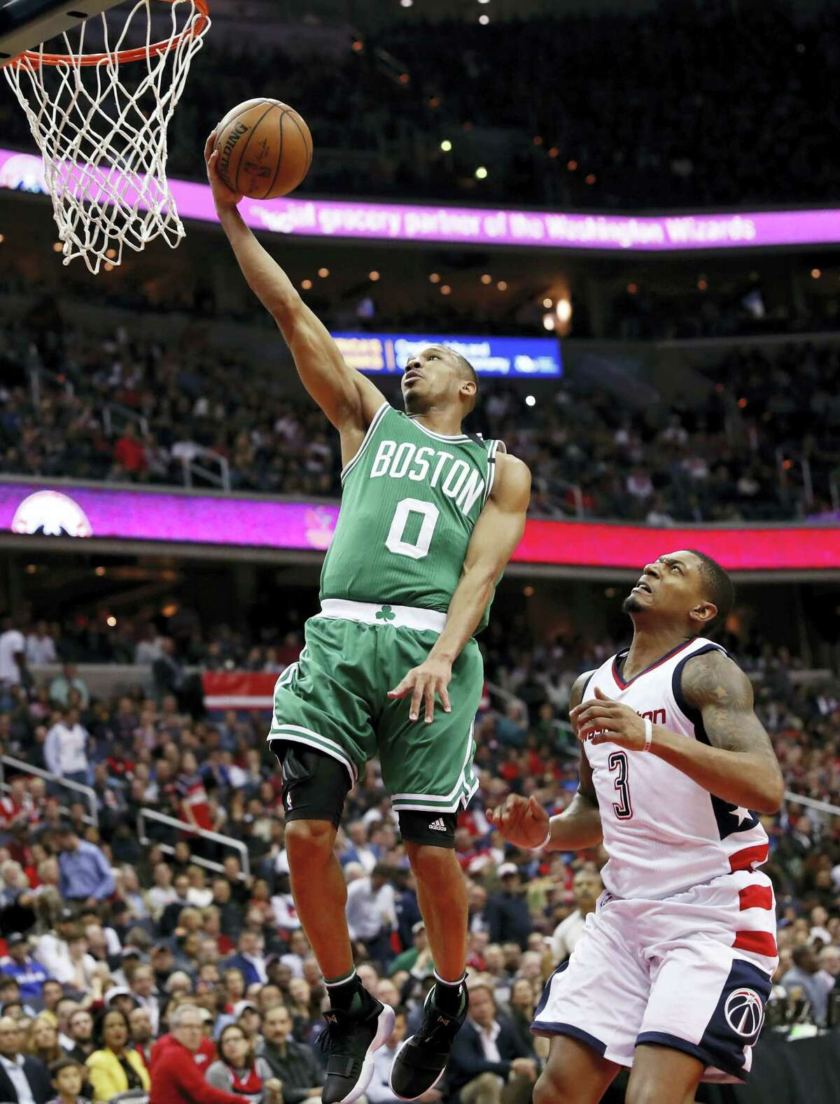 The Celtics traded Avery Bradley to the Pistons on Friday.