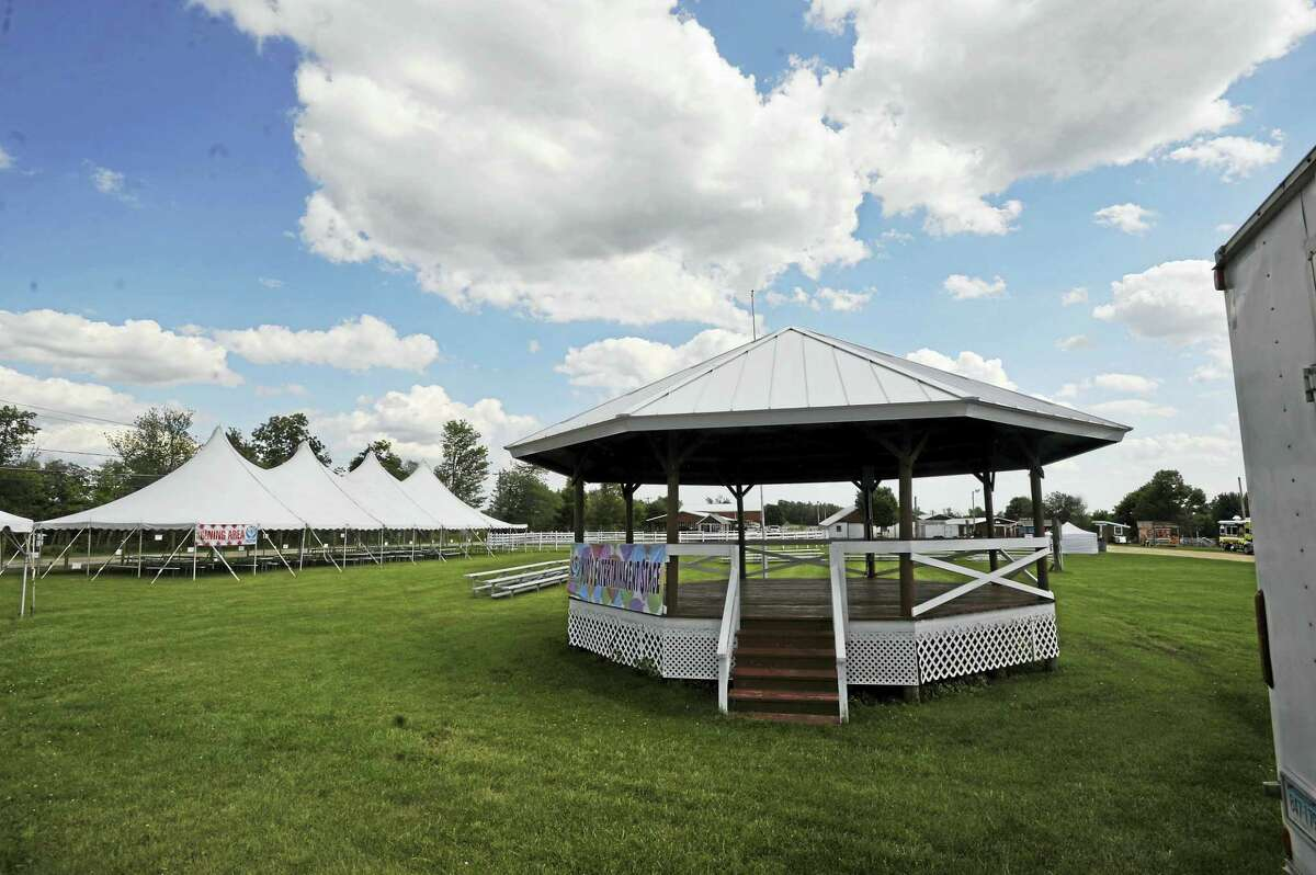The New England Balloon Festival is scheduled to take place on the Goshen Fairgrounds from July 7-9.
