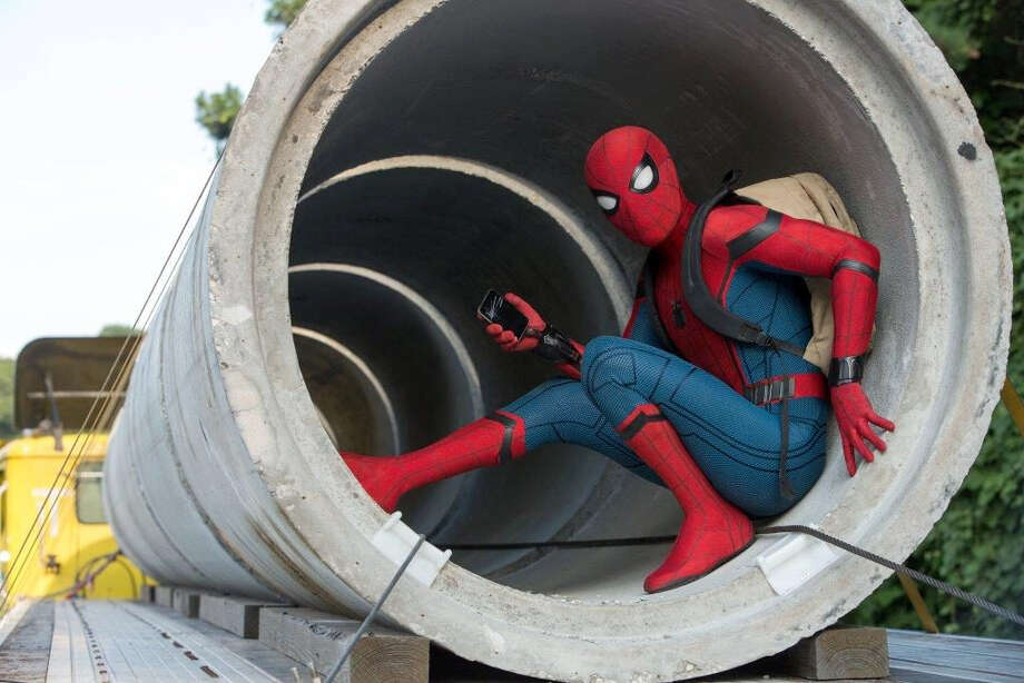 Peter Parker (Tom Holland) is going through superhero growing pains as Spider-Man. (Image courtesy of Sony) Photo: Sony / Sony