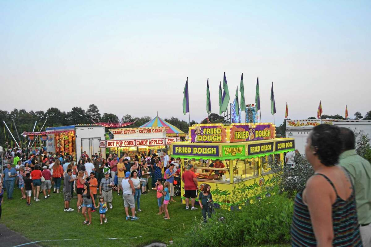 Local residents can enjoy rides and other attractions at this year's Independence Day celebration on Friday and Saturday in Torrington.