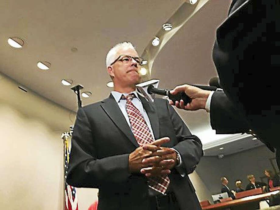Access Health CT CEO James Wadleigh (Christine Stuart - CTNewsjunkie.com) Photo: Digital First Media