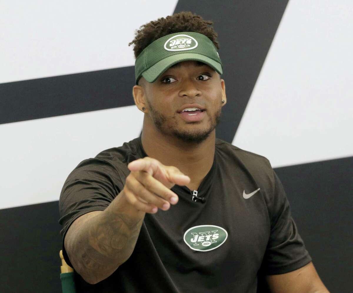 New York Jets rookie Jamal Adams.