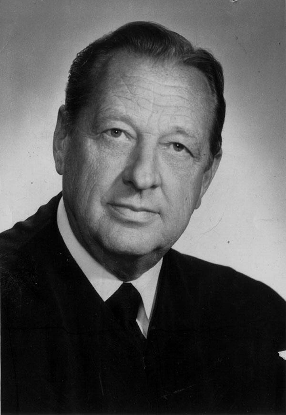 U.S. District Judge John H. Wood was assassinated in San Antonio May 29, 1979, by Charles Harrelson.