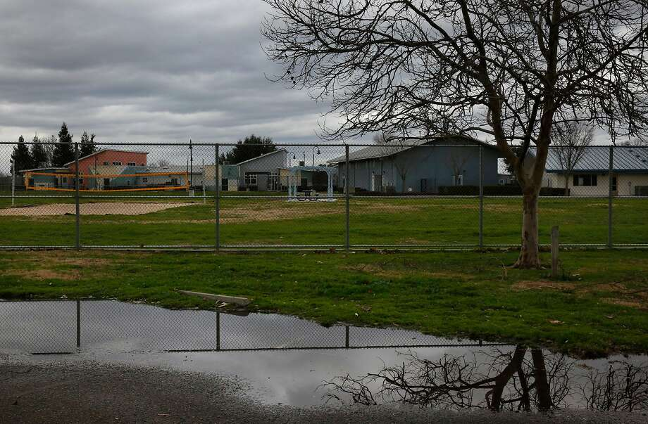 Mary Graham Children's Shelter in San Joaquin County was sent a letter by state officials in June, citing it for failing to provide adequate mental health services for foster youth. Photo: Leah Millis, The Chronicle
