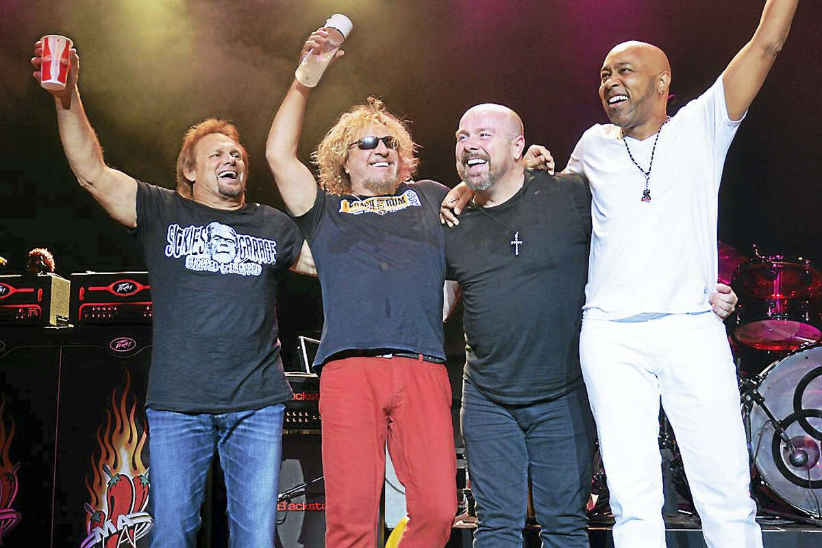 Photo by Duane SyczSee Sammy Hagar & the Circle at the Foxwoods Resort Casino on Sept. 22. For tickets or information you can call the Foxwoods box office at 800-200-2882 or visit www.foxwoods.com