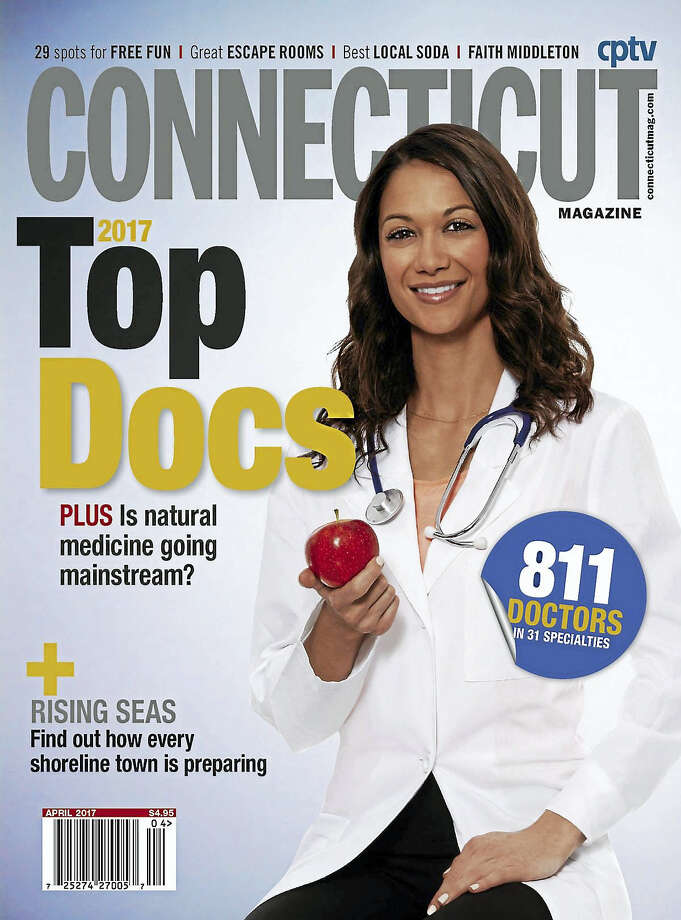 Top Docs magazine cover Photo: Digital First Media