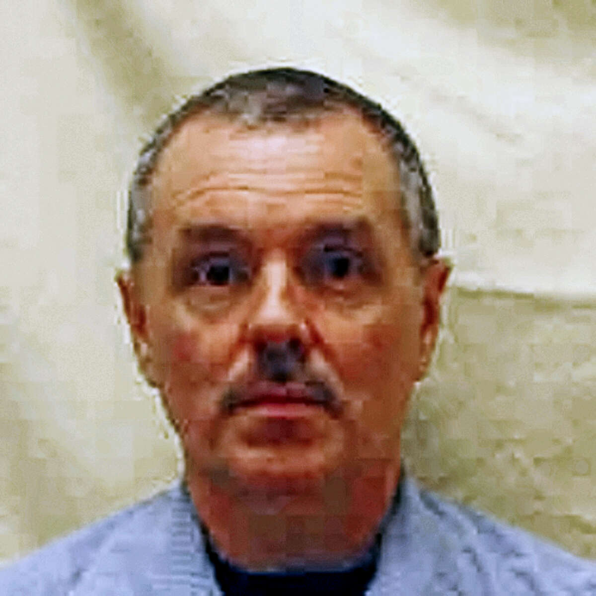 """This photo provided by the Ohio Department of Rehabilitation and Correction shows Donald Harvey, a serial killer who became known as the """"Angel of Death."""" Harvey, who was serving multiple life sentences, was found beaten in his cell Tuesday, March 28, 2017, at the state's prison in Toledo, state officials said. He died Thursday morning, said JoEllen Smith, spokeswoman for Ohio's prison system. He was 64."""