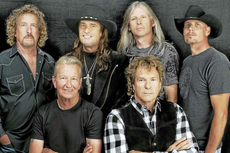 The Outlaws, one of America's most popular Southern Rock bands, are coming to Infinity Hall in Norfolk on June 30. Longtime member Monte Yoho gave an interview recently, sharing his insights and memories and hopes for the future. Photo: Photo Courtesy Of The Outlaws  / Copyright © John Gellman?