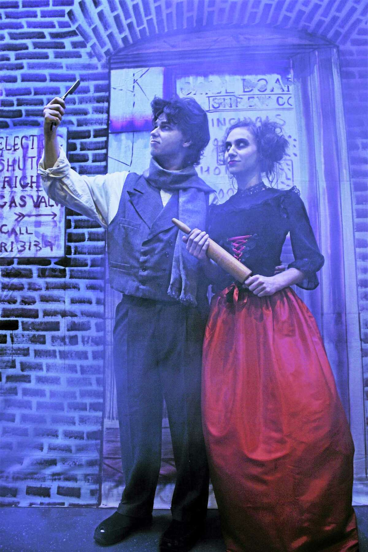 """The Warner Theatre Center for Arts Education Performance Lab students will present """"Sweeney Todd,"""" June 2-4 in the Nancy Marine Studio Theatre."""