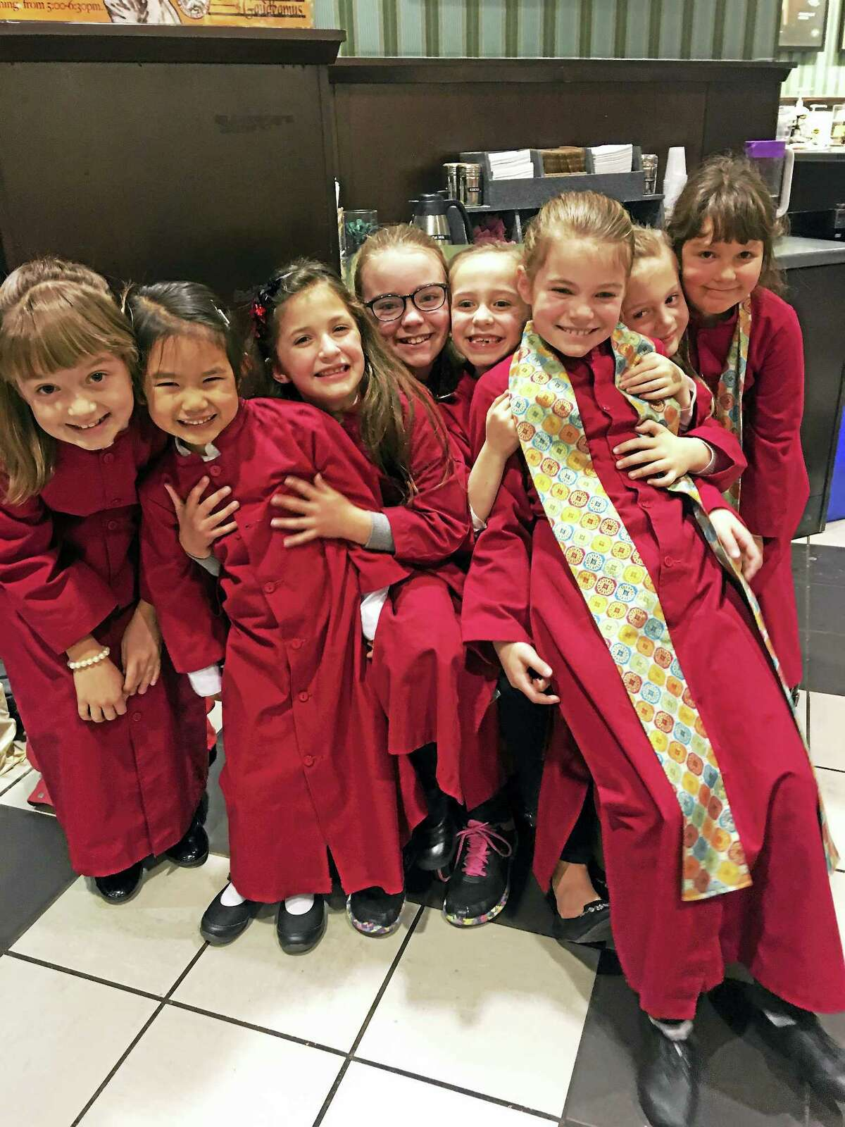 Members of Chorus Angelicus will join the Berkshire Children's Chorus and Gaudeamus adult chorus at The Music Shed in Norfolk on June 11 for Chasm: The Splendor of Choral Music with Percussion, on Sunday, June 11.