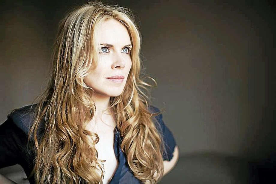 Singer-songwriter Mary Fahl performs at the Beekley Community Library on Saturday, Feb. 18. Photo: Contributed Photo