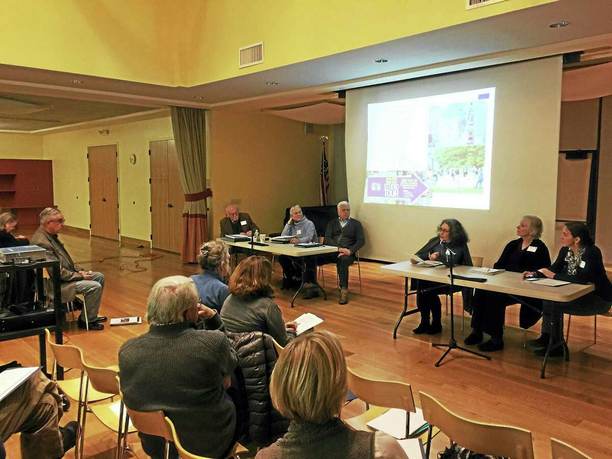 The Northwest Hills Council of Governments held the second annual NWCT Economic Development Summit Monday in Litchfield. The group, which included elected officials as well as residents from area towns, discussed employment, regional development and future growth.