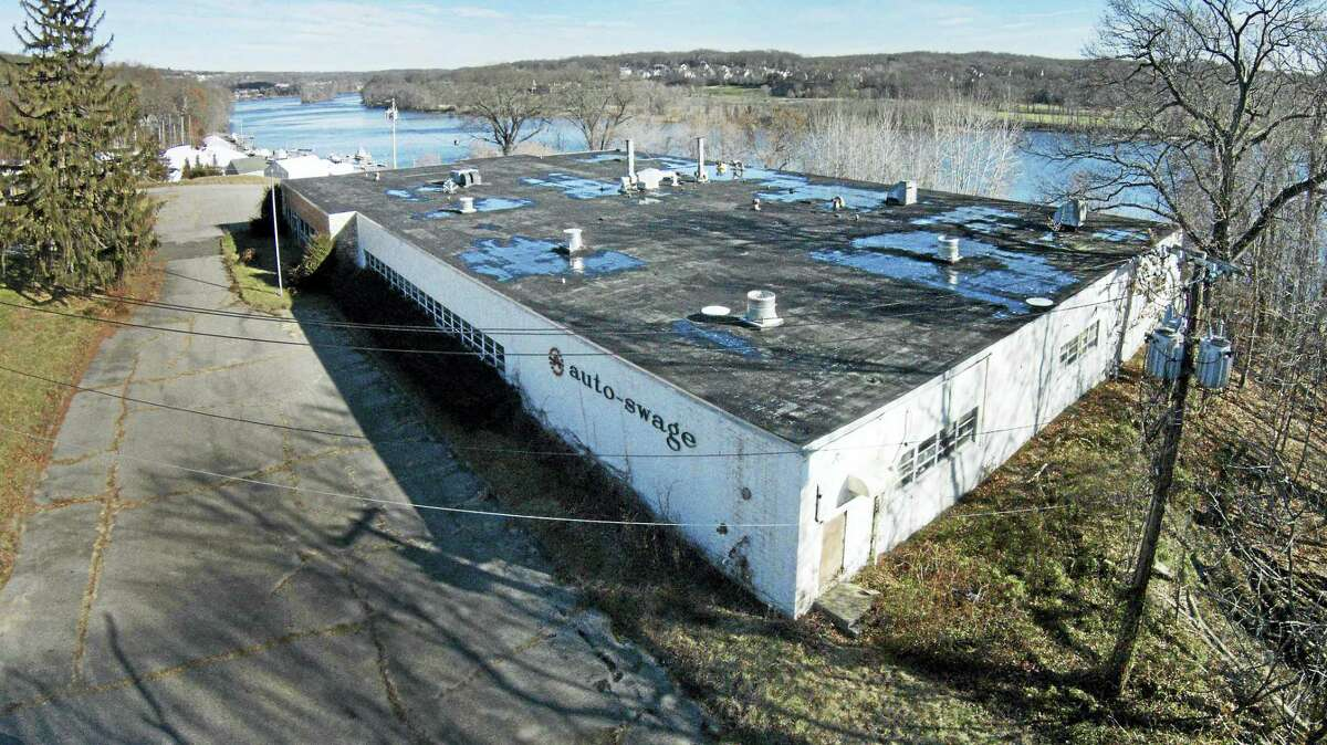 Autoswage of Shelton discharged more copper and iron into the Housatonic River than allowed in 2013. It was never fined and no longer has a permit to discharge. VM Williams for Conn. Health I-Team